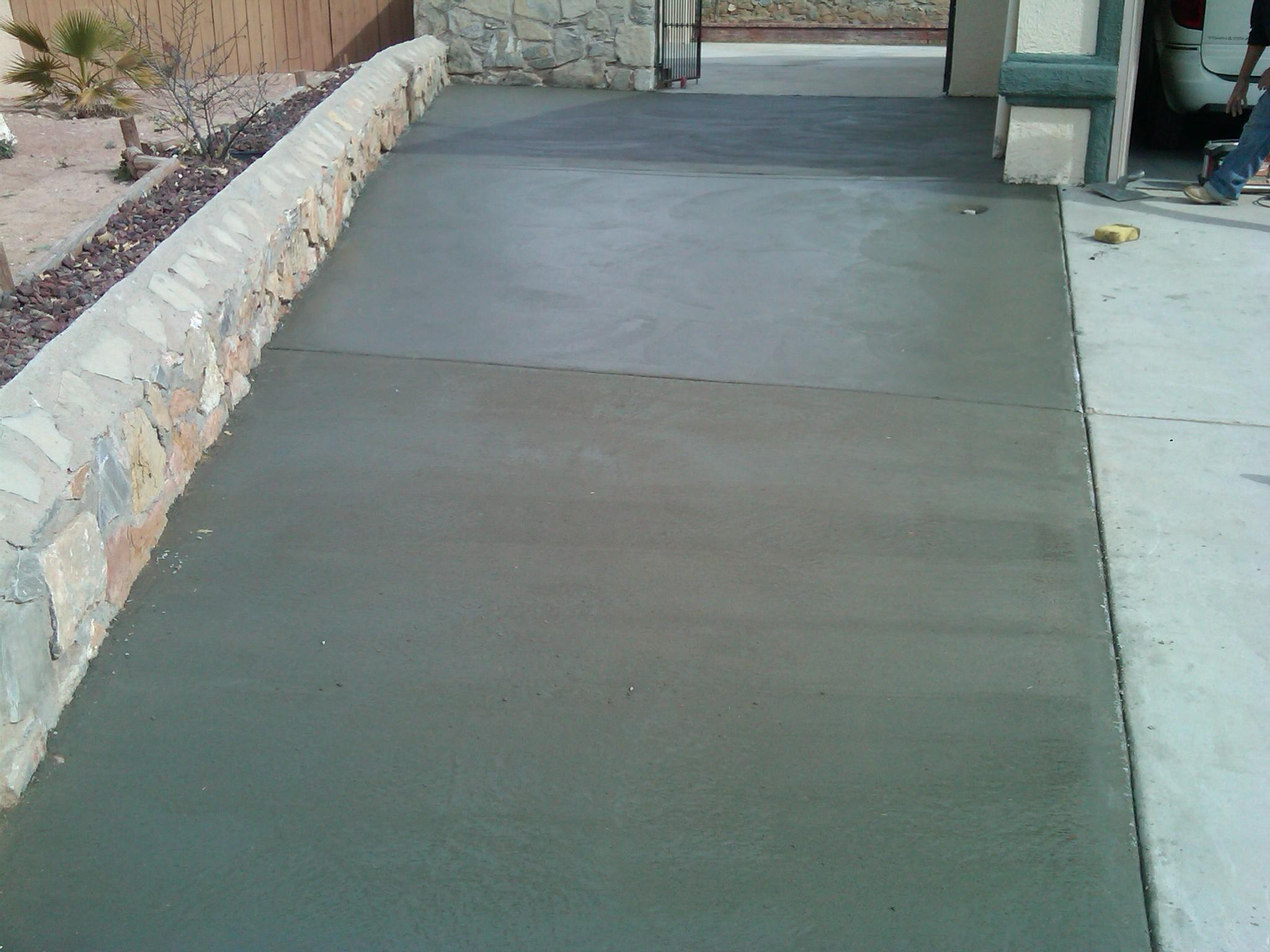 Landscaping Gravel El Paso Tx : Leave the cement work to us call for an amazing price on your next
